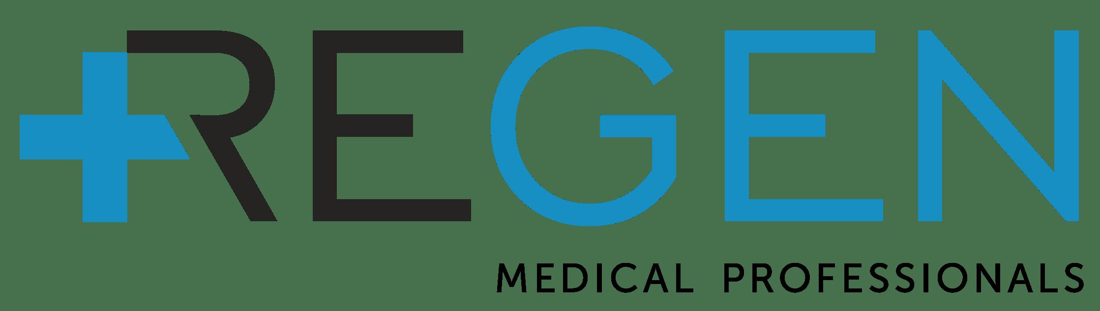 logo Medical Professonals REGEN